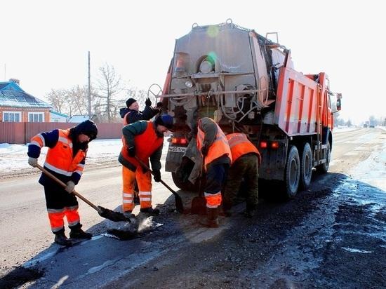 На ремонт воронежских улиц выделено 1,3 млрд рублей