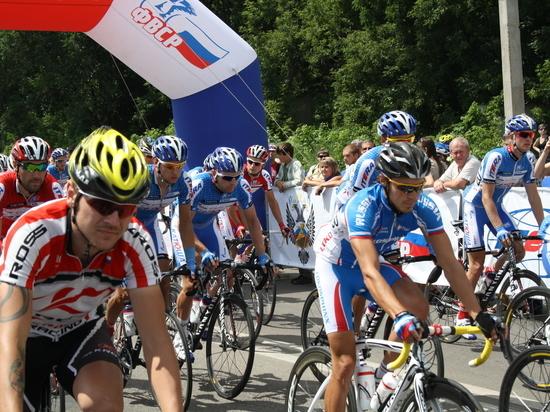Воронежский велогонщик-любитель принял участие в международной гонке профессионалов