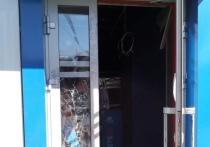 В Оренбурге взорвали офис ВТБ-24