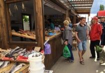 Мэрия Воронежа собралась избавиться от 825 нестационарных торговых объектов