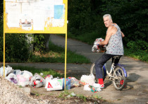 Для незаконных отходов заблокируют ходы и выходы