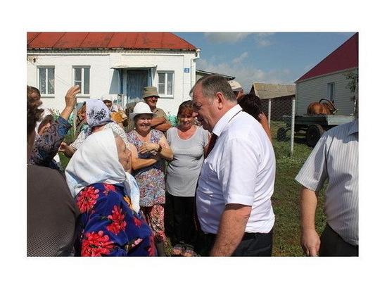 Префект Новоусманского района Воронежской области подал в отставку