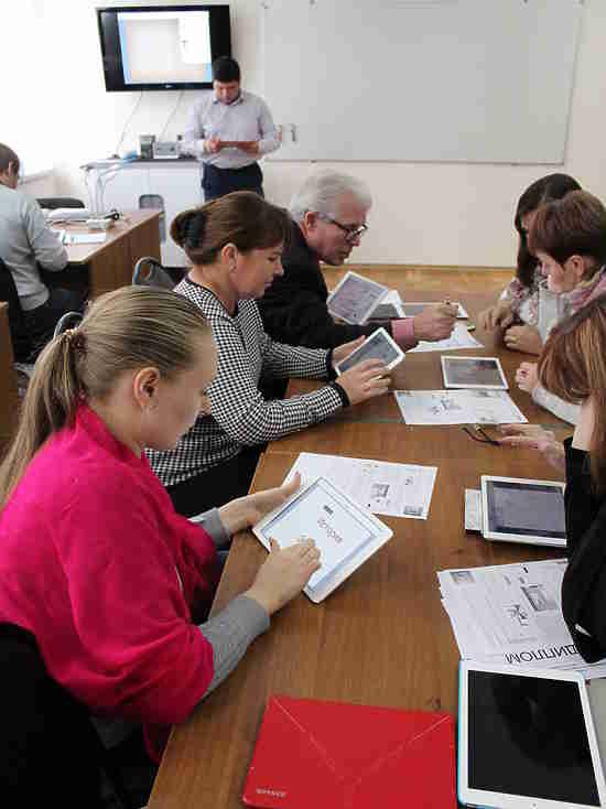 Территория инноваций: воронежские педагоги вооружаются современными образовательными технологиями