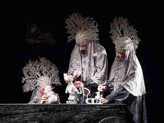 В Воронеже завершился детский театральный фестиваль МАРШАК