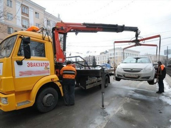 Воронежцы смогут найти свое авто на штрафстоянке через интернет