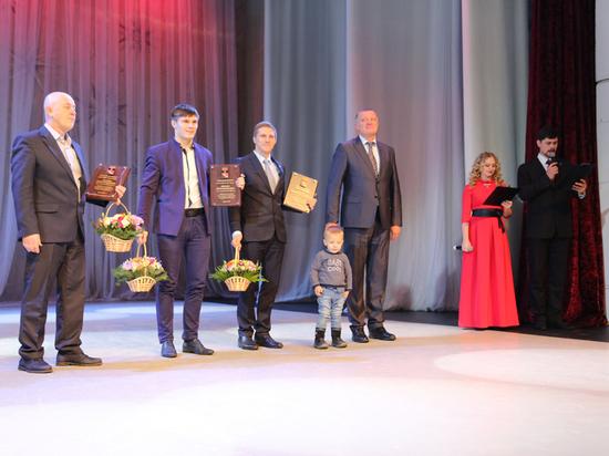 В Воронеже наградили лучших тренеров года