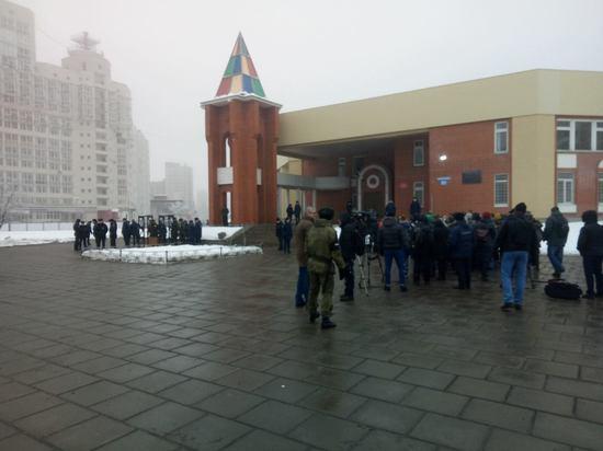В Воронеж привезли тело погибшего в Сирии летчика Филипова