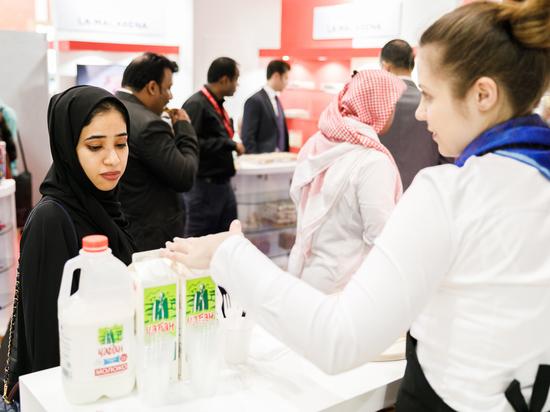 Представленный в Воронеже молочный бренд завоевывает международный рынок