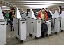 В метро будет увеличен интервал для повторного прохода по смарт-карте